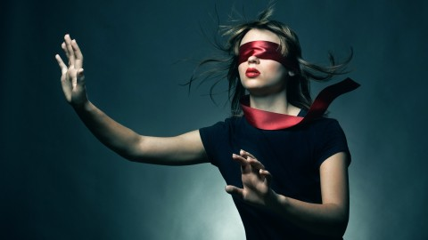 Move Forward Blindly